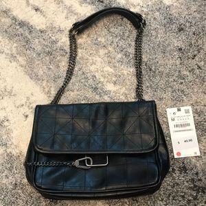 Zara crossbody rocker bag